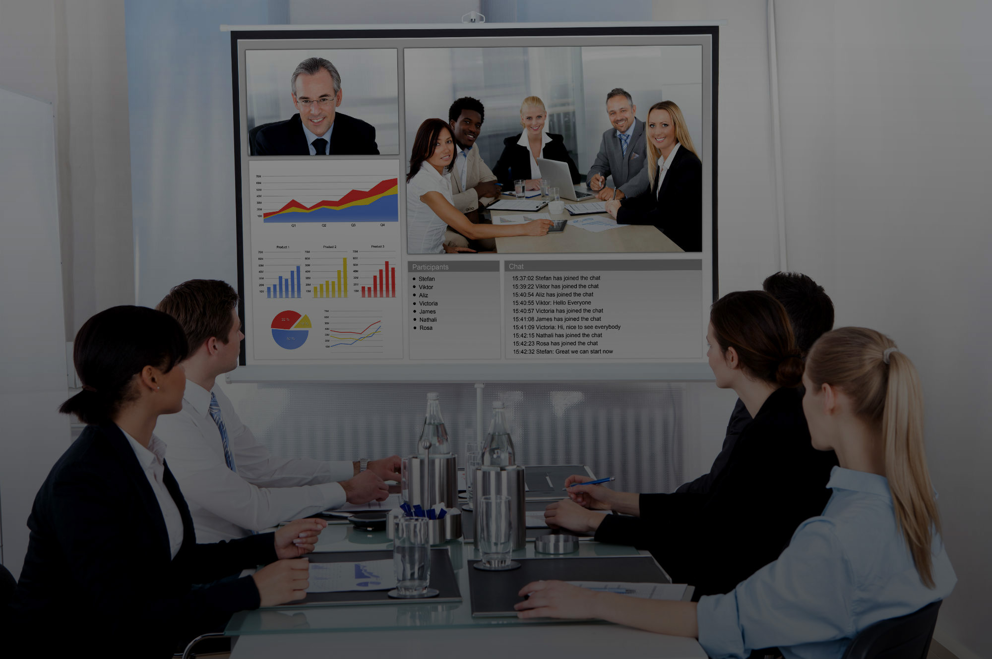 Video Conferencing / Telepresence