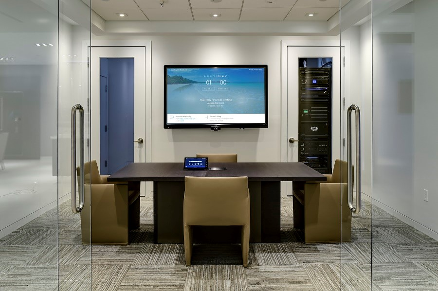 What is the Best Way to Control Your Office AV System?